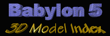 Babylon 5 3D Model Index